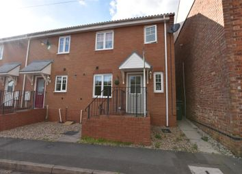 Thumbnail 3 bed town house for sale in Factory Street, Shepshed, Loughborough