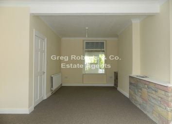 Thumbnail 3 bed terraced house to rent in Pant Y Celen House, Park Place, Tredegar