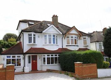 Thumbnail 5 bed semi-detached house for sale in Valleyfield Road, Streatham