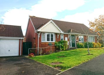 Thumbnail 3 bed detached bungalow for sale in Admirals Close, Watchet