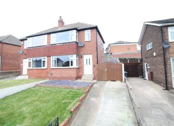 Thumbnail 2 bedroom semi-detached house for sale in Meynell Mount, Rothwell, Leeds