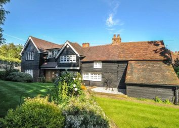 Thumbnail 4 bed detached house for sale in York Hill, Loughton, Essex
