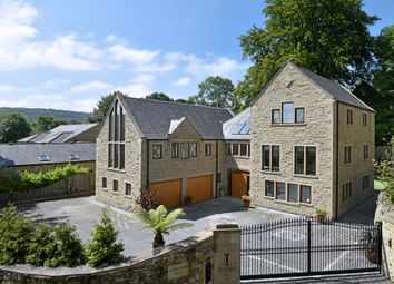 Thumbnail 5 bed detached house for sale in St. Helens Gate, Almondbury, Huddersfield