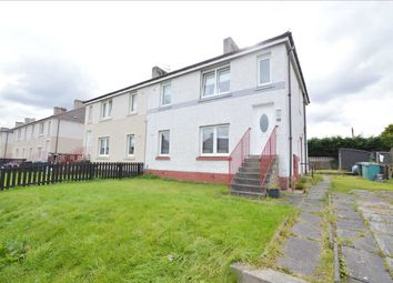 Thumbnail 2 bed flat for sale in Vulcan Street, Motherwell