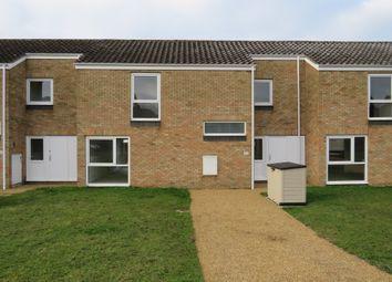 Thumbnail 3 bedroom terraced house for sale in Radcliffe Road, Raf Lakenheath, Brandon