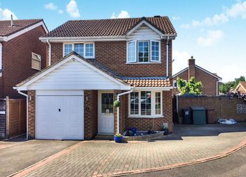 Thumbnail 3 bedroom detached house for sale in Summerfields, West Hunsbury, Northampton