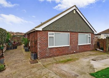 Thumbnail 2 bed detached bungalow for sale in Bayview Road, Peacehaven, East Sussex