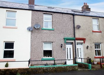 Thumbnail 2 bed terraced house for sale in New Row, Oughterside, Wigton, Cumbria