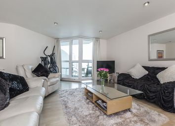 Thumbnail 2 bed flat to rent in Drake House, St. George Wharf, London