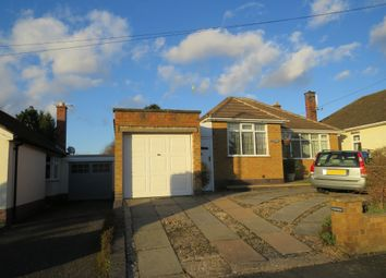 3 bed detached bungalow for sale in The Bridle, Glen Parva, Leicester LE2