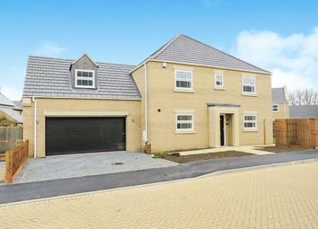 Thumbnail 5 bedroom detached house for sale in Penwald Court, Peakirk, Peterborough