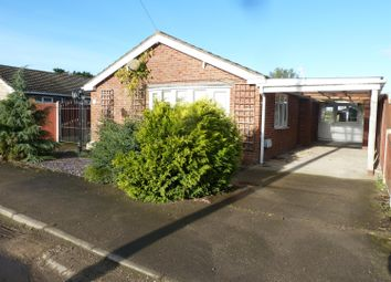 Thumbnail 2 bed detached bungalow for sale in Millfield, Trusthorpe, Mablethorpe