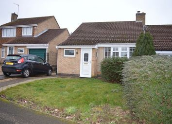 Thumbnail 2 bed semi-detached bungalow to rent in Rydalside, Briar Hill, Northampton