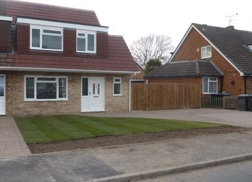 Thumbnail 3 bed end terrace house for sale in Canford Drive, Addlestone