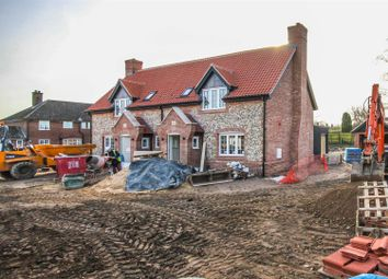 Thumbnail 3 bed semi-detached house to rent in New Cottages, Middle Green, Higham, Bury St. Edmunds