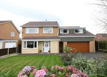 Thumbnail 5 bed detached house for sale in Brunstock Close, Lowry Hill