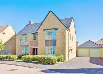 Thumbnail 5 bed detached house for sale in Chadelworth Way, Kingston Bagpuize, Abingdon