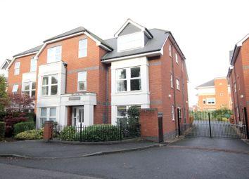 Thumbnail 2 bed flat to rent in Windsor House, School Lane, Egham, Surrey