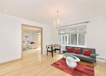 Thumbnail 5 bedroom terraced house to rent in Elm Tree Close, St John's Wood, London