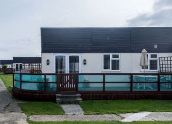 Thumbnail 2 bed bungalow for sale in Medmerry Park, Earnley, Chichester