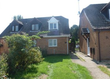 Thumbnail 1 bed property to rent in Keillers Close, Wisbech, Cambs