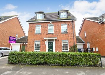 Thumbnail 5 bed detached house for sale in Swale Road, Brough