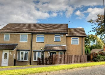 Thumbnail 4 bed semi-detached house for sale in Hickling Court, Meadow Rise, Newcastle Upon Tyne