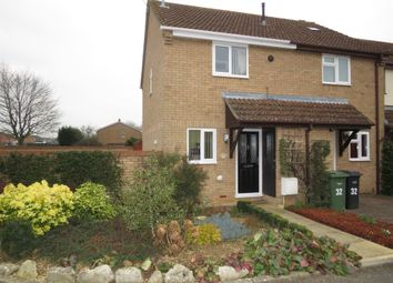 Thumbnail 2 bed end terrace house for sale in Kennet Close, Berinsfield, Wallingford
