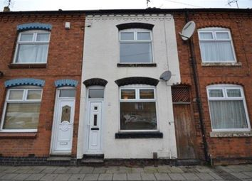 Thumbnail 2 bed terraced house to rent in Station Street, South Wigston, Leicester