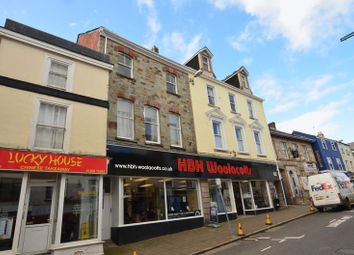 Thumbnail 2 bed flat to rent in Flat 3, 62 Fore Street, Bodmin