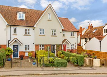 Poets Gate, Widford, Nr Ware SG12. 3 bed terraced house for sale