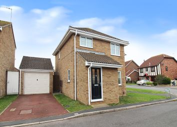 Thumbnail 3 bed detached house for sale in Malin Court, Caister-On-Sea, Great Yarmouth