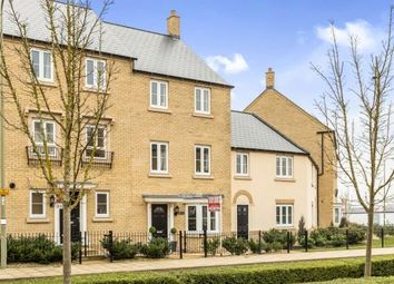 Thumbnail 4 bedroom terraced house for sale in Whitelands Way, Bicester, Oxfordshire, Oxon