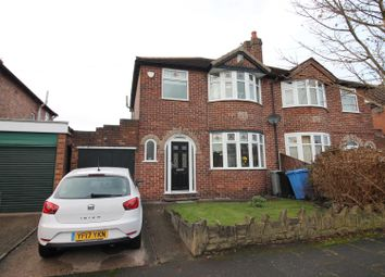 Thumbnail 3 bed semi-detached house to rent in Whitegate Park, Flixton, Urmston, Manchester