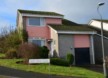 Thumbnail 3 bedroom property for sale in Deep Dene Close, Brixham