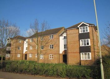 Thumbnail 1 bed flat to rent in Foxes Close, Hertford
