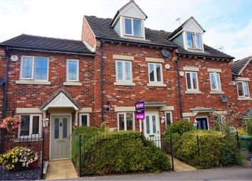 Thumbnail 3 bed town house for sale in Guylers Hill Drive, Mansfield