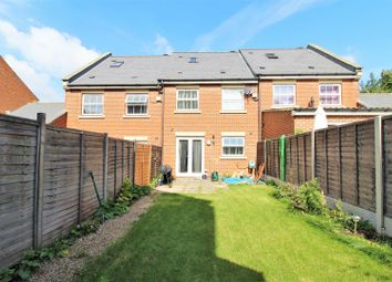 Thumbnail 3 bed town house for sale in Reed Court, Greenhithe