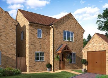 Thumbnail 4 bed detached house for sale in Palmer Lane, Barrow-Upon-Humber, North Lincolnshire