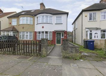 3 bed semi-detached house for sale in Vineyard Avenue, Mill Hill, London NW7