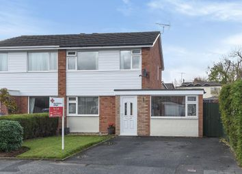 Thumbnail 3 bed semi-detached house for sale in Hampton Dene, Hereford City