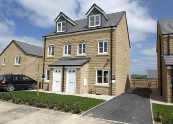 Thumbnail 3 bed semi-detached house to rent in New Chapel Road, Penistone, Sheffield