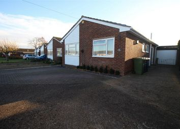 Thumbnail 3 bed detached bungalow for sale in Tythe Piece, Fenstanton, Huntingdon