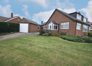 Thumbnail 3 bed bungalow for sale in Glebe Gardens, Easington, Saltburn-By-The-Sea