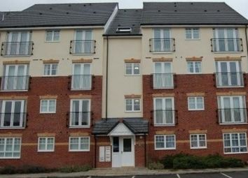 Thumbnail 2 bedroom flat to rent in Sandycroft Avenue, Manchester, Greater Manchester
