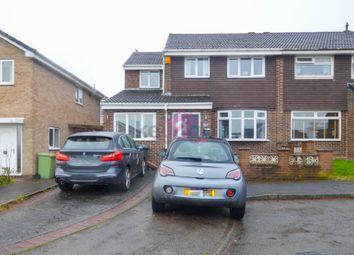Thumbnail 4 bed semi-detached house for sale in Acacia Crescent, Killamarsh, Sheffield