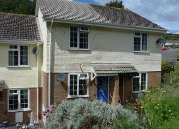 Thumbnail 2 bed property for sale in Trerieve, Downderry, Torpoint