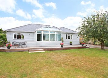 Thumbnail 4 bedroom detached bungalow for sale in Rookwood Road, West Wittering, Chichester, West Sussex