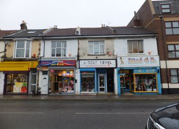 Thumbnail 3 bed flat to rent in Albert Road, Southsea