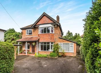 Thumbnail 4 bed detached house for sale in Bassett Crescent West, Southampton